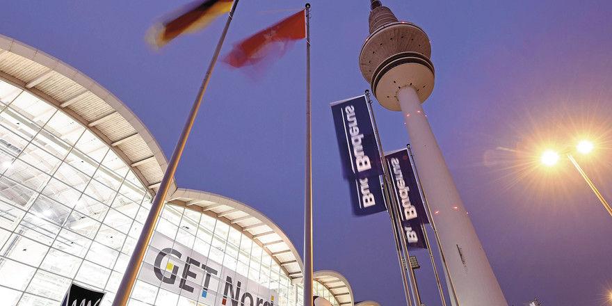 Elektro-Fachmesse GET auf dem Hamburger Messegelände: In diesem Jahr profitierte vor allem die Luxushotellerie von der Veranstaltung