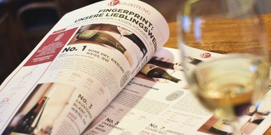 Noch mehr Umfang: Die Weinzeitung von Arcona gibt es digital und liegt gedruckt in allen Weinwirtschaften der Hotelgruppe aus