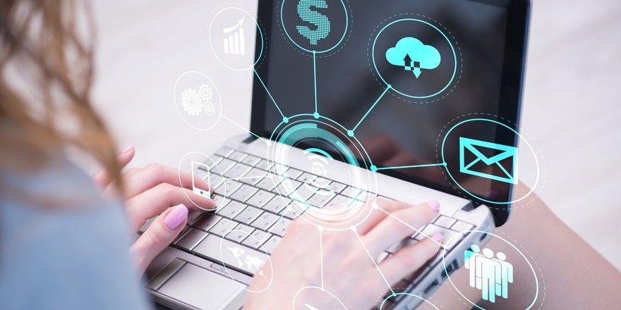 Umfassendes Feld: Die Digitalisierung umfasst viele Bereiche, vom regelmäßigen Newsletter bis zur Bezahlung