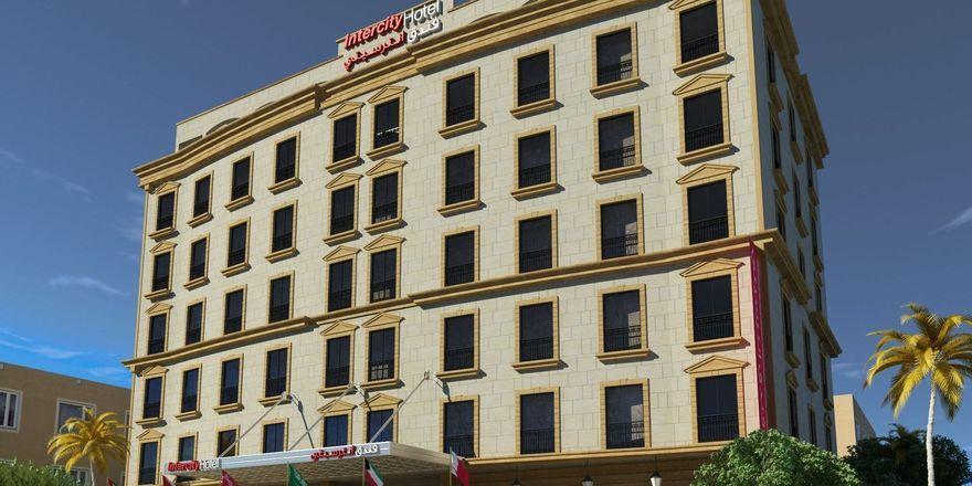 Neu im Portfolio der Deutschen Hospitality: Das Intercity Hotel Ryadh Malaz in Riad, Saudi-Arabien