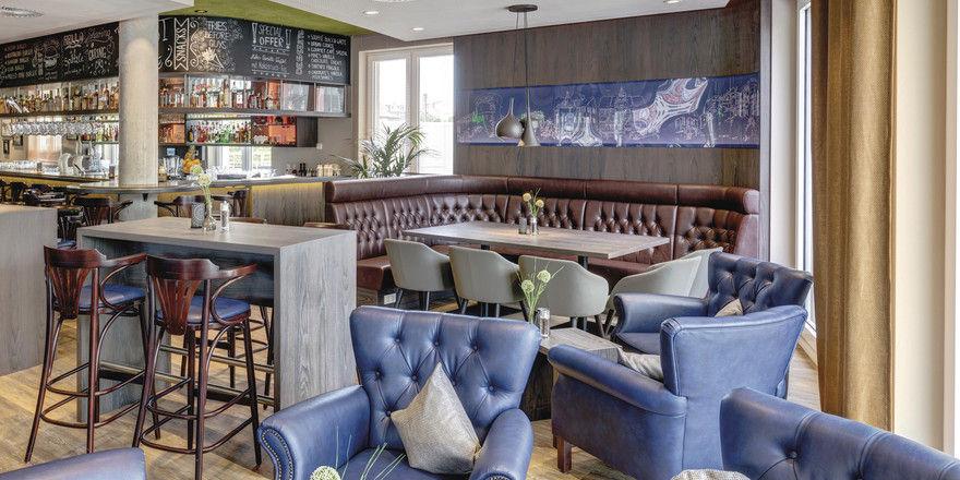 Mike's Urban Pub: Das Konzept gibt es unter anderem im Ibis Styles Leipzig, im Ibis Styles Stuttgart und im Holiday Inn Express Bremen Airport.