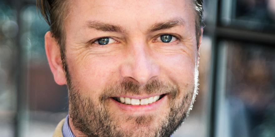 Neuer Verkäufer bei Elektrolux: Michael Stöhr