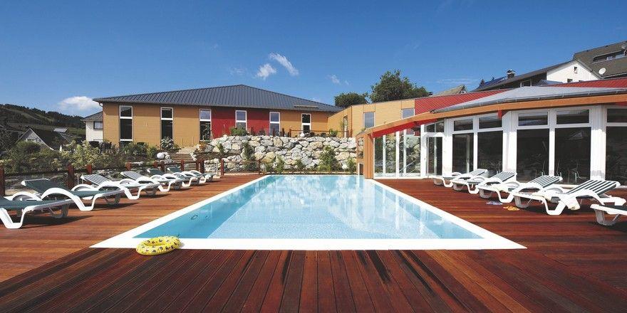 Beliebt bei Familien: Das Familotel Sonnenpark in Willingen