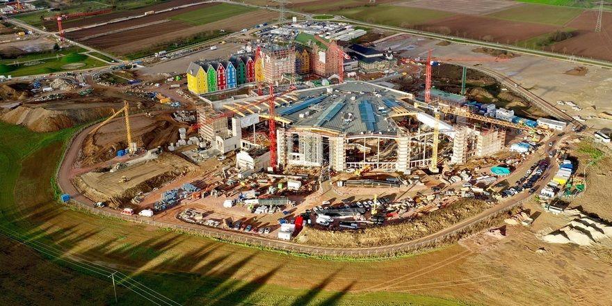 Europa Park Verzeichnet Besucherrekord Allgemeine Hotel Und