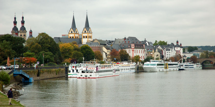 Touristenziel Koblenz: Fahrten auf der Mosel sind bei Besuchern beliebt