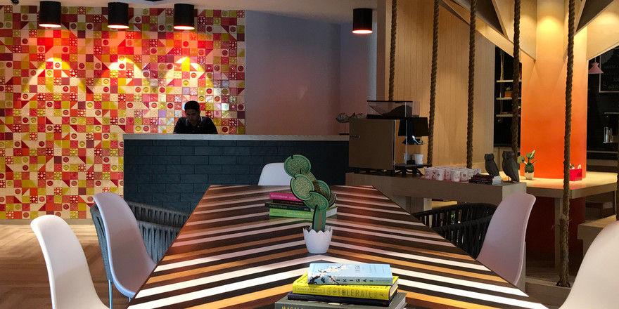 Farbenfrohes Konzept: So präsentiert sich das erste Ginger Hotel in Goa