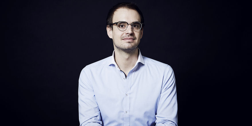 Zweifach-Chef in Frankfurt: Benedikt Roos