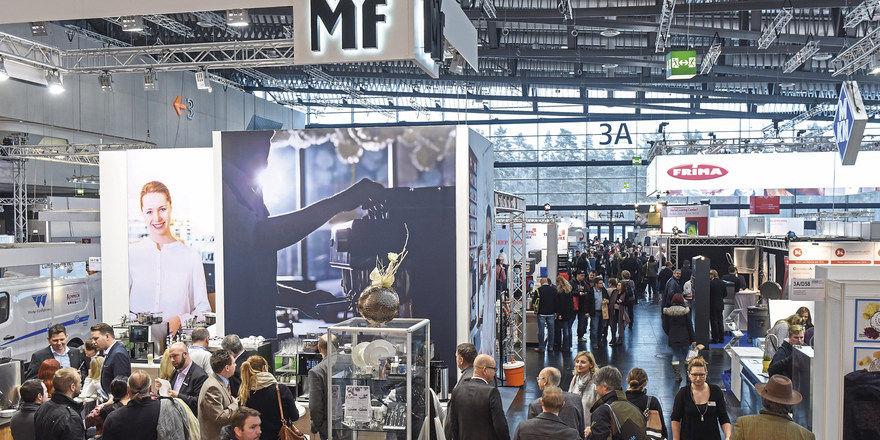 Maschinen, Ausstattung und mehr: Wie 2017 werden auch dieses Jahr die Nürnberger Hallen gut gefüllt sein