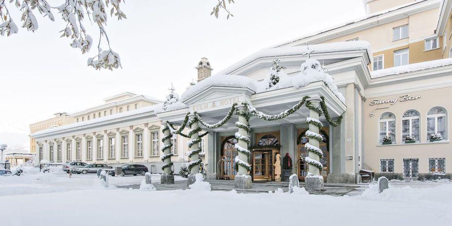 Auf den neuesten Stand: Das Kulm Hotel St. Moritz modernisiert seine Zimmer