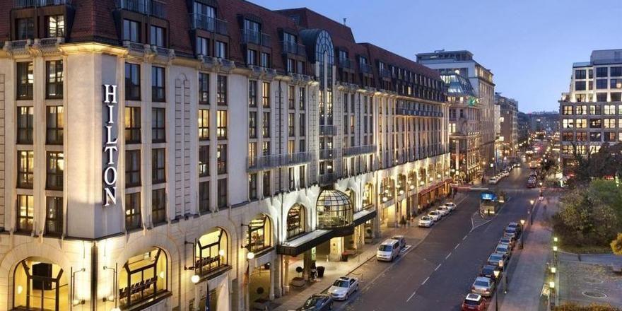 Verkauft: Das Hilton Berlin am Gendarmenmarkt