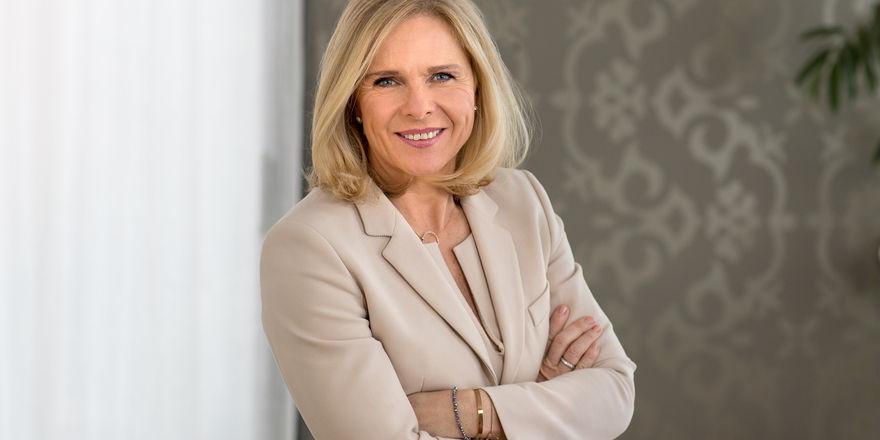 Wieder im Amt bestätigt: Michaela Reitterer ist erneut ÖHV-Präsidentin