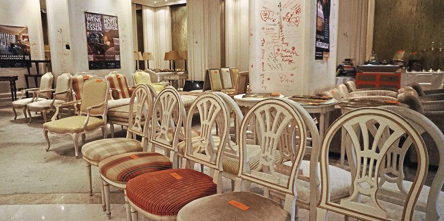 Konigshof Verkauft Sessel Lampen Und Hotelbetten Allgemeine Hotel