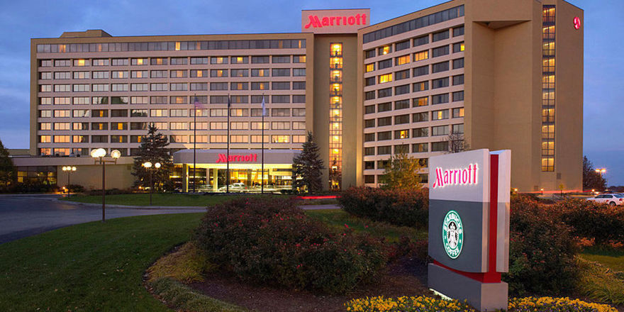 Will weiter nach oben: Marriott International