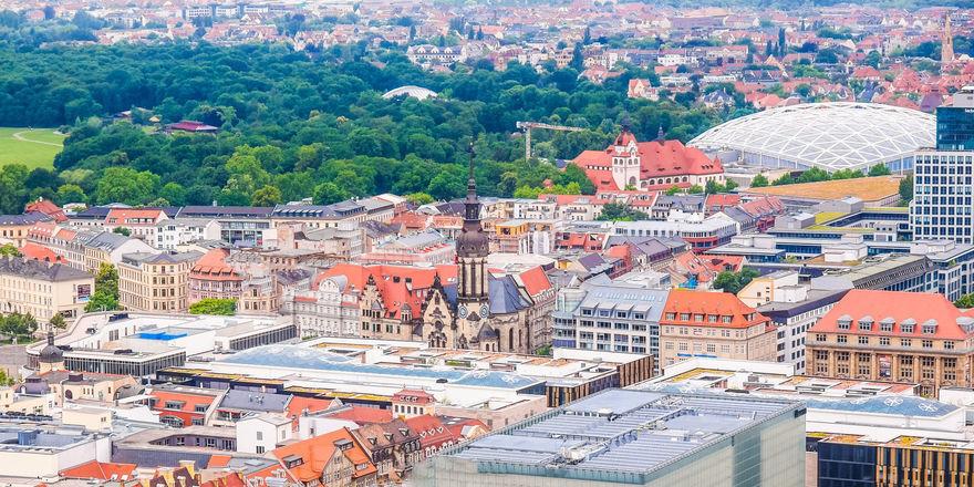 Erhebt seit diesem Jahr eine Gästetaxe: Die Stadt Leipzig