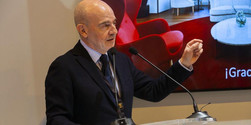 Gute Aussichten: Ramón Aragonés, CEO der NH Hotel Group, forciert weiteres Wachstum