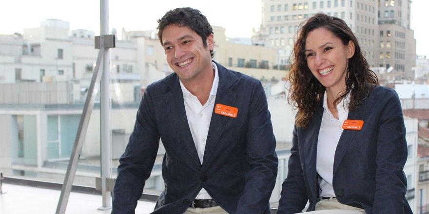 Neuer Dress: Die Mitarbeiter der Room Mate Hotels tragen nun speziell angefertigte Kleidung von Ecohalf