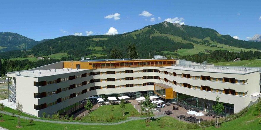 Neue Destination bei Tui Blue: Das übernommene Hotel in Fieberbrunn