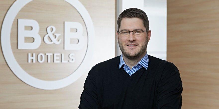 B&B-Chef Max C. Luscher: 150 Hotels in Deutschland bis 2020 geplant