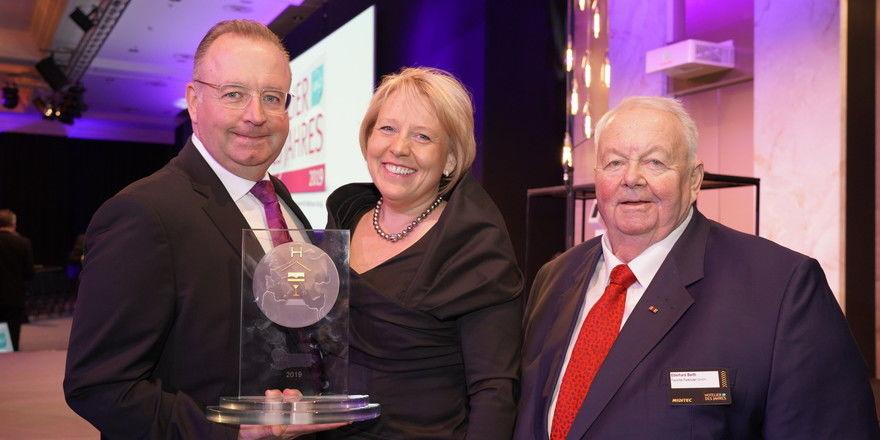Hoteliers des Jahres: Christian, Anja und Eberhard Barth