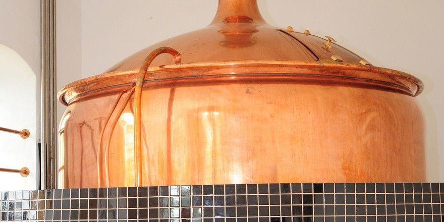 Frisch gebrautes Bier im Hotel: Alexander Fitz plant in Bad Arolsen derzeit ein entsprechendes Projekt
