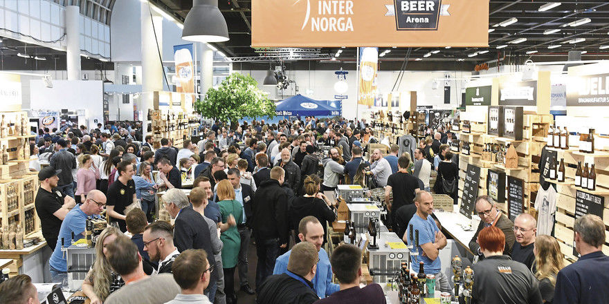 Schäumendes Handwerk: Wie 2018 wird die Craft Beer Arena auch dieses Jahr ein Publikumsmagnet sein