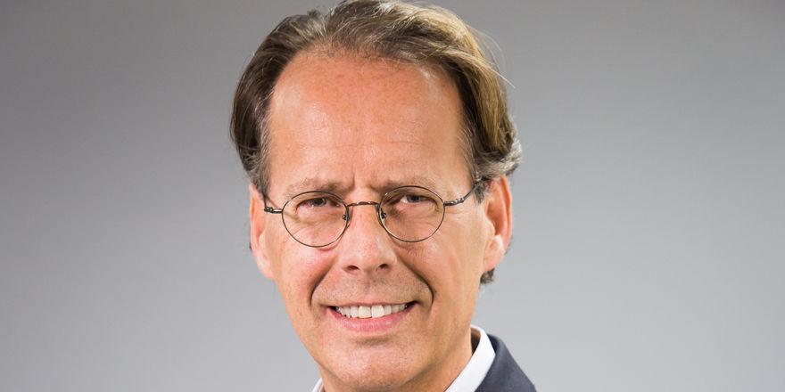 Neu bei HRS: Rob Hornman, früher CEO bei Worldhotels