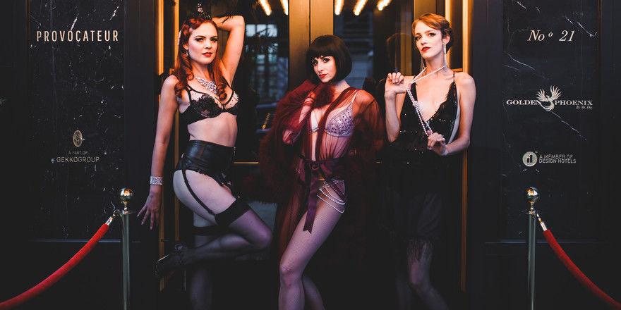 Frivol: Das Trio Die Gl'Amouresque