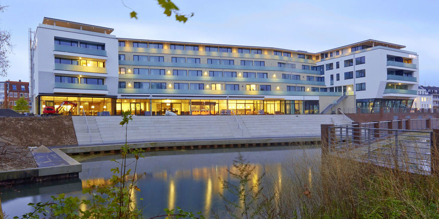 Jetzt bei Gorgeous Smiling Hotels: Das Rilano Hotel Cleve City
