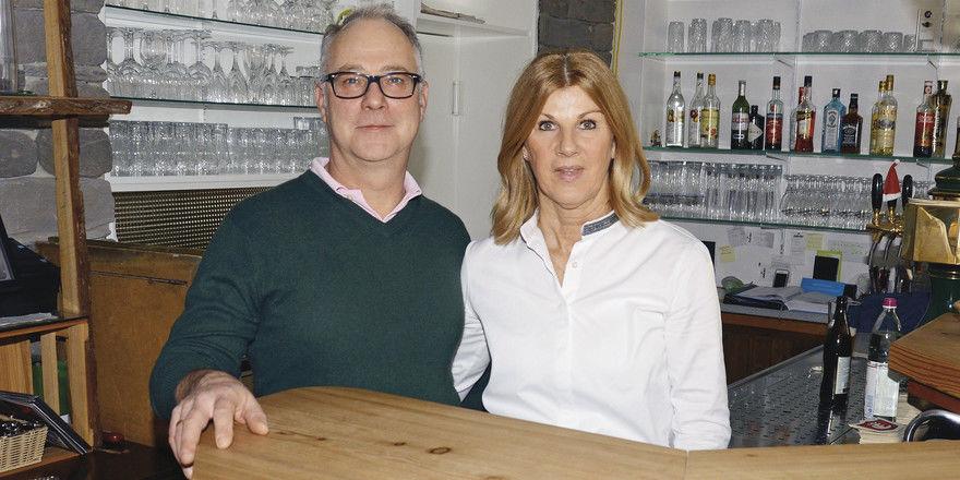 Ziehen an einem Strang: Armin Schrader und seine Frau Sylvia