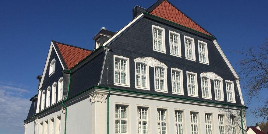 Immobilie auf neuen Wegen: Das heutige Hotel war frühere eine Schule