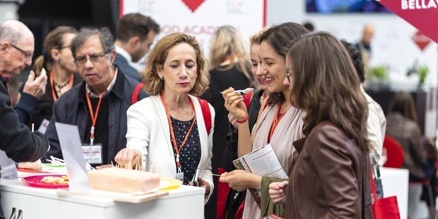 Hier dreht sich alles um italienische Küche: Die Bellavita Expo zeigt Trends und Innovationen in 2019 auch dem Hamburger Publikum.