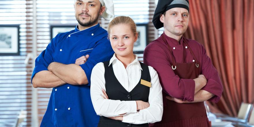 In der Branche begehrt: Qualifizierte Mitarbeiter