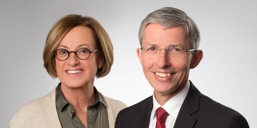 Neues Geschäftsführer-Duo: Carolin Brauer und Max-Peter Droll bei Quality Reservations