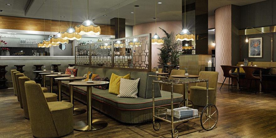 Neues Konzept: Das Restaurant Speisebar im 25hours Hotel Number One