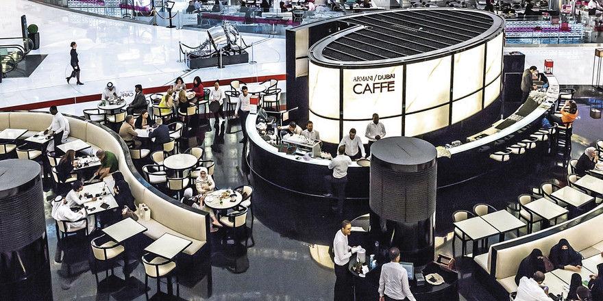 Shopping und Gastronomie: Das Speisenangebot im Handelsumfeld belastet andere Lokale