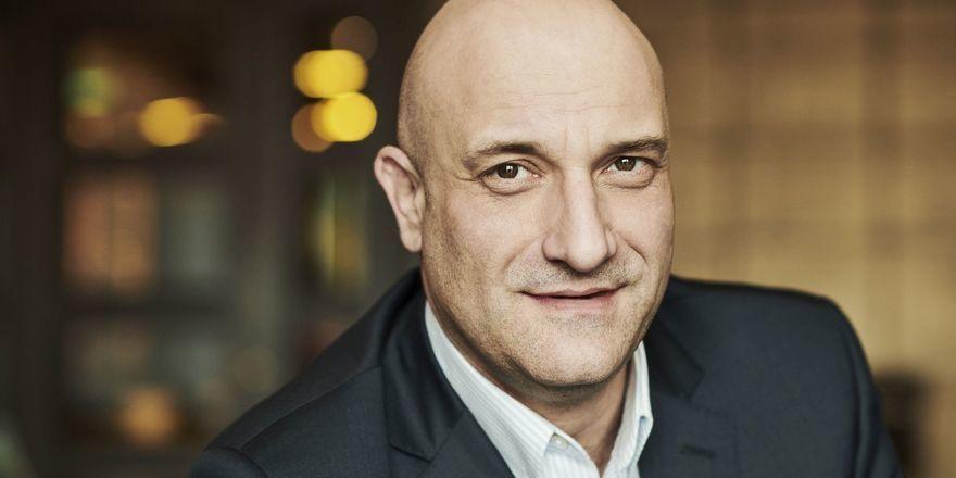 Erfahrener Manager: Riccardo Giacometti