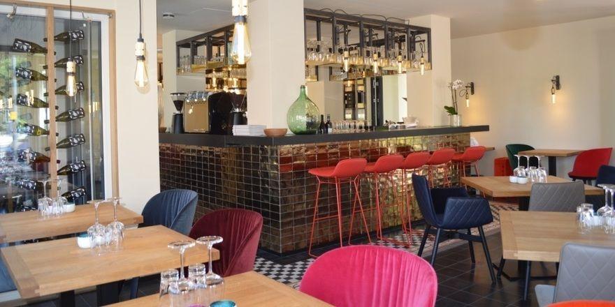 Teil der Neuerungen im Hotel Zeller: Die Emmas Weinbar