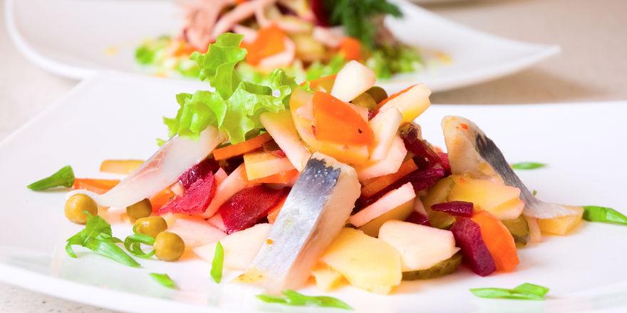 Appetitlich: Aber mancher Gast möchte vielleicht wissen, ob das Restaurant schon mal bei der Lebensmittelkontrolle negativ aufgefallen ist