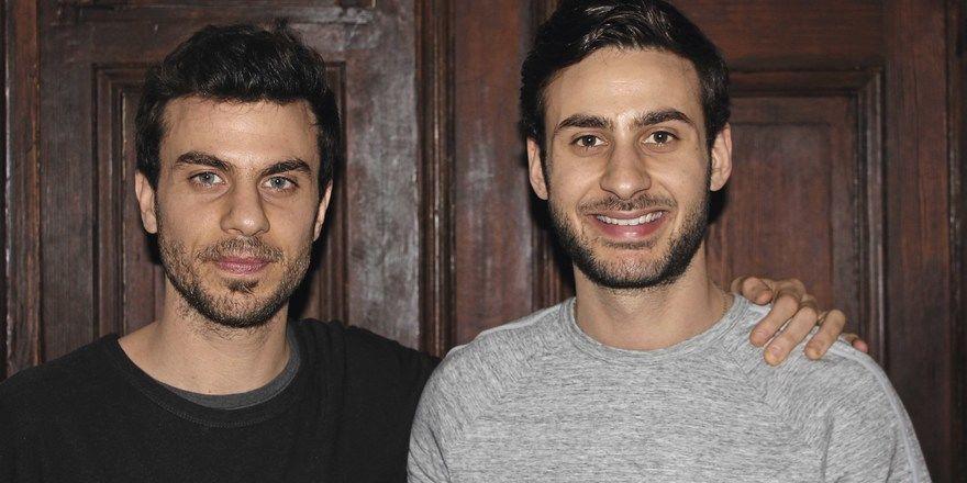 Unterstützen sich: Marwan Fakhereddin (links) und sein Bruder Jusuf.