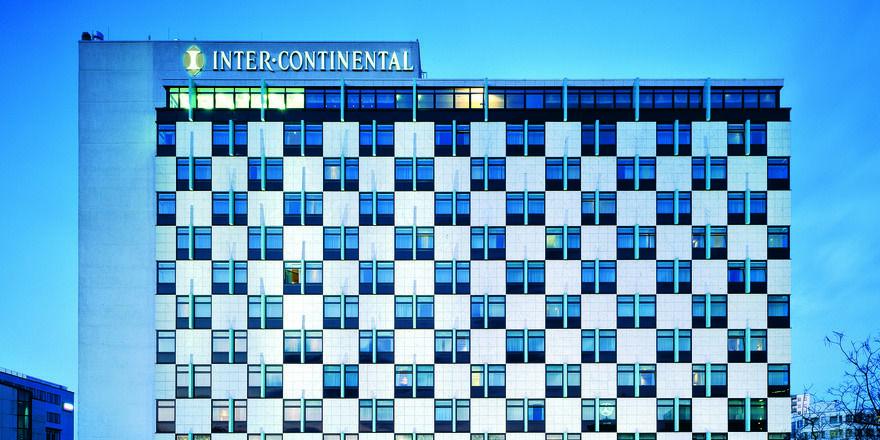 Alles neu: Bis Ende 2022 soll das Intercontinental Berlin eine Frischzellenkur bekommen