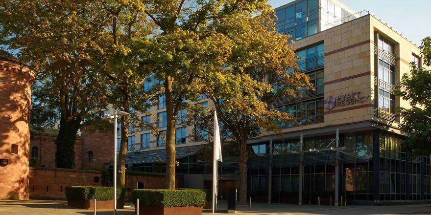 Hyatt ist mit seiner Marke bereits in Deutschland vertreten: Hier das Hyatt Regency in Mainz