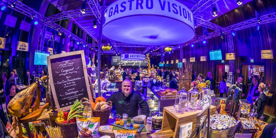 Zeigt seit 20 Jahren Trends und Innovationen: Die Gastro Vision