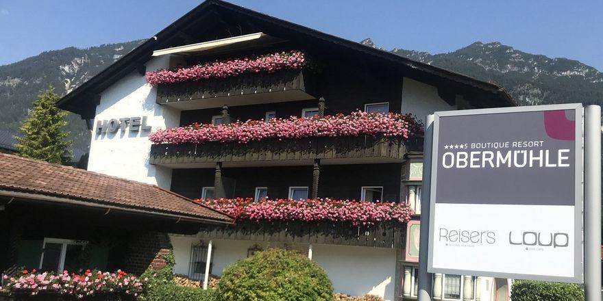 Hotel Obermuhle In Garmisch Partenkirchen Wird Modernisiert