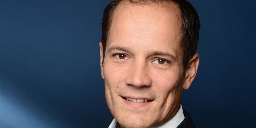 Neue Aufgabe: Robert Wiesner ist General Manager des Dorint An der Messe Basel