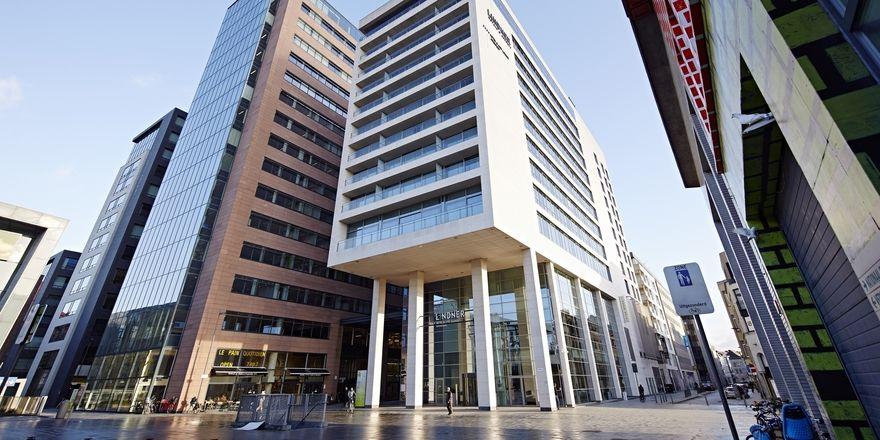 Neue Services für Event- und Tagungsgäste: Das Lindner Hotel in Antwerpen wird für 1,8 Mio. Euro modernisiert