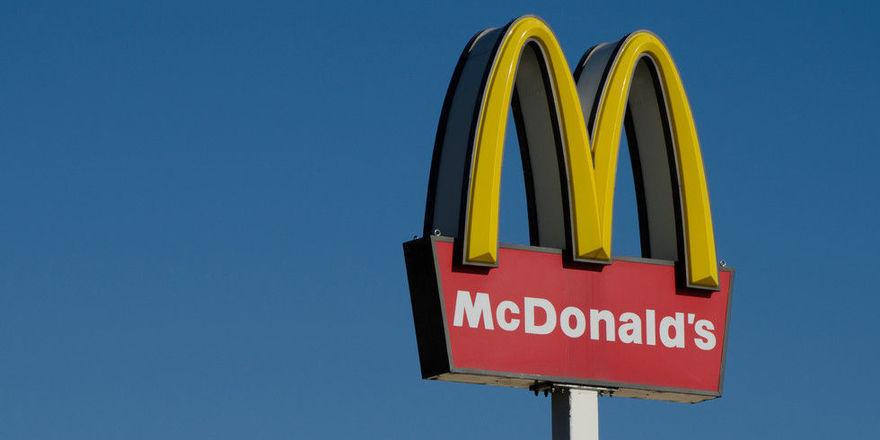 Stark: McDonald's hat die Krise überwunden