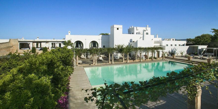 Anwesen in Apulien: Die Masseria Torre Maizza, a Rocco Forte Hotel