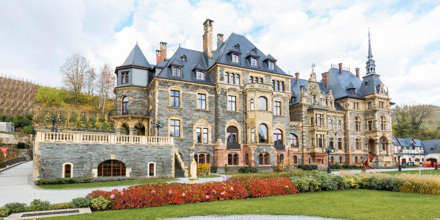 Hotel-Kleinod an der Mosel: Schloss Lieser