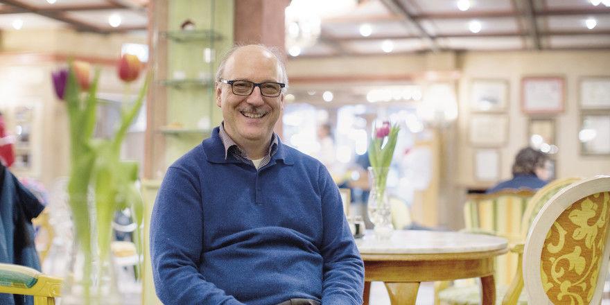 Umweltpionier in der Hotellerie: Thomas Banhardts Feldberger Hof war 2007 das erste klimaneutrale Hotel in Deutschland.