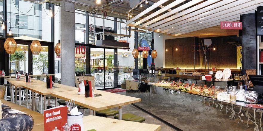 """Oh Julia: Das urbane Konzept bietet """"Authentic & Italian Food"""" in entspannter Atmosphäre. Bald soll es 30 Filialen geben."""
